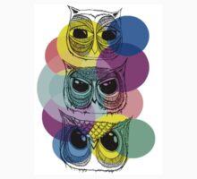 Owl totem SY:5 by nakeciawinona