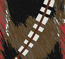 Wookie Love by msciaranoelle
