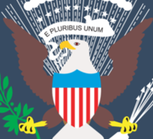 seal of the president of the united states of america  Sticker