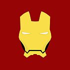Iron Man by fangirlshirts