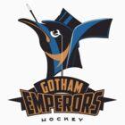Gotham Emperors Ice Hockey by Porklark