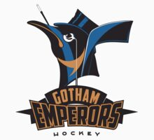 Gotham Emperors Ice Hockey by Porklark