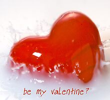 Be my Valentine? - Card by BlueShift