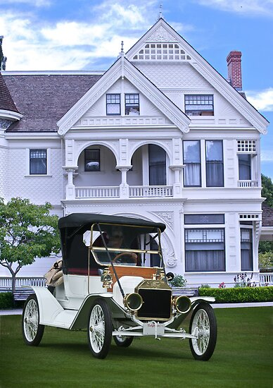 1911 Ford Model T by DaveKoontz