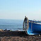 A fisherman's boat  by mkokonoglou
