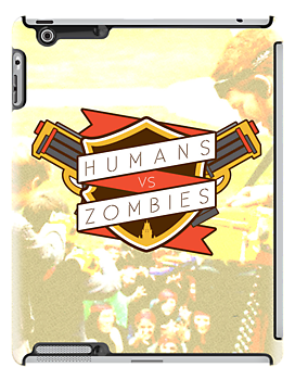 Humans Vs Zombies by Sam Matthews
