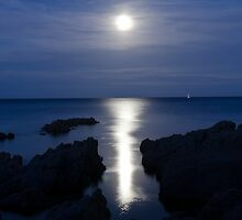 THE MOON by Patrizio Martorana
