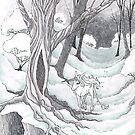 Immortal's Winter by AriesNamarie