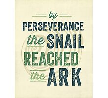 Perseverance Photographic Print