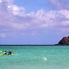 Water Sports in Hawaii by kurtolo
