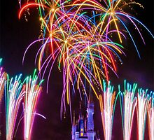 Disney Magic by TaylorAXO
