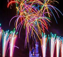 Disney Magic by TaylorAXO