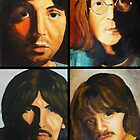 The Beatles by Christina Brunton
