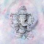 Ganesha Moon Stone by Apocrypha AKA Art Of Reckoning