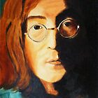 John Lennon (Beatles) by Christina Brunton