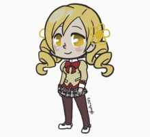 Mami Tomoe School Uniform by gtooth