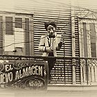 El Nuevo Almagen - Antique Version by photograham