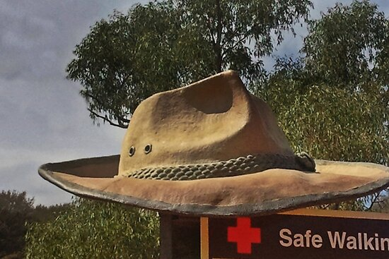 Safe walking ... The Akubra, an Australian Icon by myraj