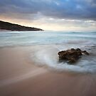 Montforts beach by Jim Worrall