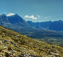 Liathach by Jamie  Green