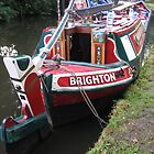 "Canal butty "" Brighton "" by terryfellows"