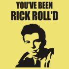 You have been rick rolled by neizan