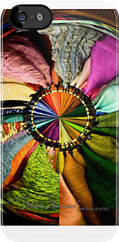 Color Wheel - - Cards, iPhone & iPad Cases by Maria A. Barnowl