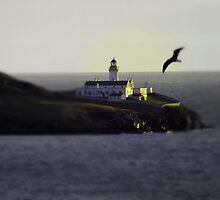 the bresa light house by Craig  Meheut