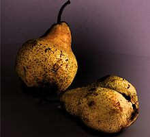 Pear Pair II by Thomas Barker-Detwiler