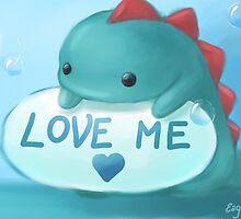 LOVE ME <3 by Eaglefriend