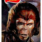 Zira : Trading card by Graham Hill