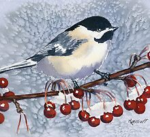 Chickadee by Marsha Elliott