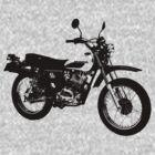 Honda XL250 by Teri B