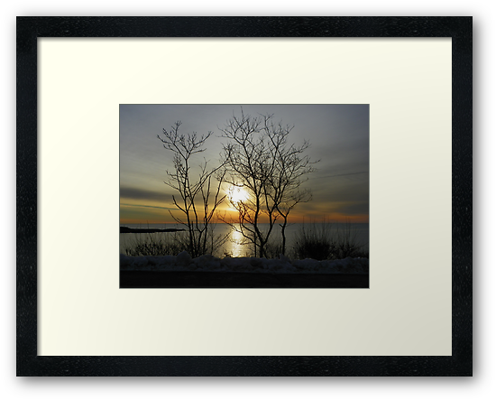 Kennebunkport Sunrise by MaryinMaine