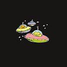 spacecats by Matt Mawson