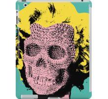 Marilyn Skull II iPad Case/Skin