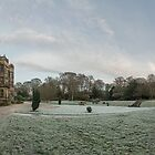 A Frosty Morning at Gawthorpe Hall by The Walker Touch