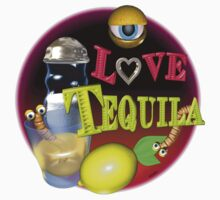 I love tequila from valxart.com  by Valxart