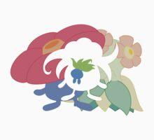 Oddish - Gloom - Vileplume + Bellossom Kids Clothes