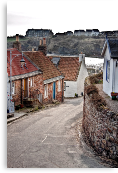The Road to the Harbour by Christine Smith
