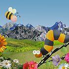 Abby Bee VII by Koekelijn