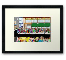 A Sense of Belonging Framed Print