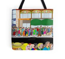 A Sense of Belonging Tote Bag