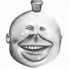 cupcake head by KingVitaman
