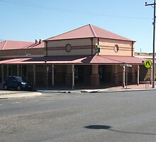 Broken Hill Credit Union by Heather Dart
