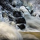 Overflow, Bristol Mills Maine by Dave  Higgins