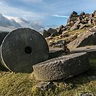 Stanage Edge Stone Wheels by mhfore