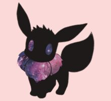 Galaxy Eevee by Ireffutable