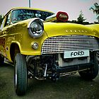 Customised Ford Consul by Colin Metcalf
