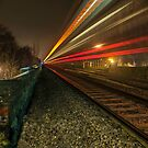 Intercity Whooooosh by mhfore